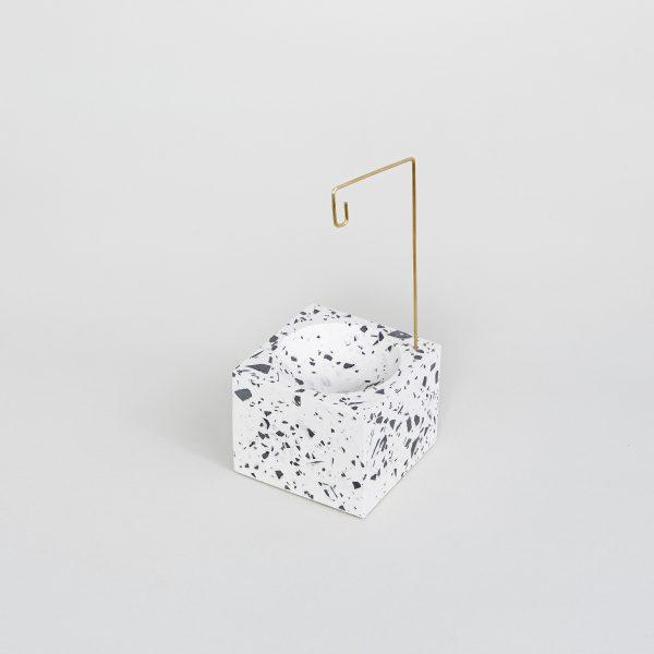 Terrazzo moderni minimalistinė smilkalinė