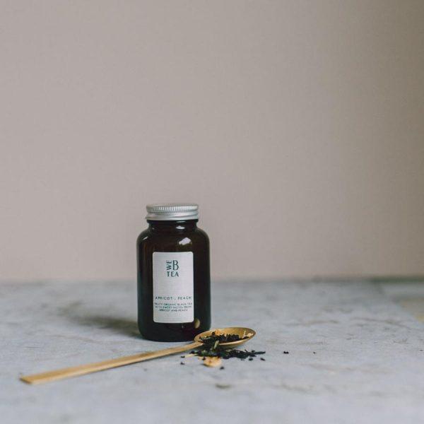 Juodoji ekoligiska arbata arbatu misinys