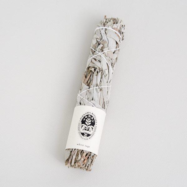 natūralūs smilkalai baltasis šalavijas